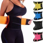 Hot Body Shapers Unisex Taille Cincher Trimmer Tummy Afslanken Riem Latex Taille Trainer Voor Mannen Vrouwen Postpartum Corset Shapewear