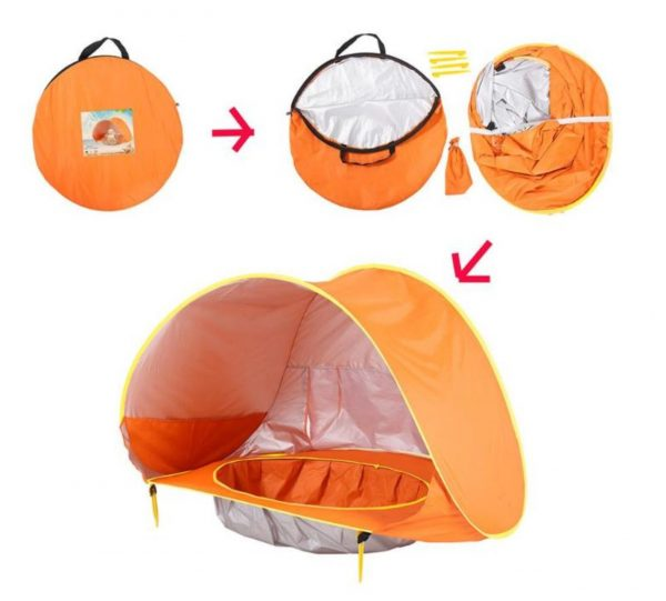 baby-strandtent-instructies